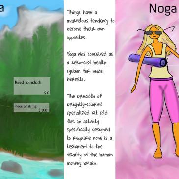 Yoga and Noga