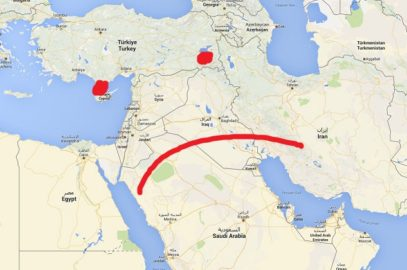 Unmessing the Middle East part 1: diagnosis